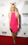 Amanda Stanton Photo - Amanda Stanton arrives Smash Global IV Pro MMA Black Tie Charity Event