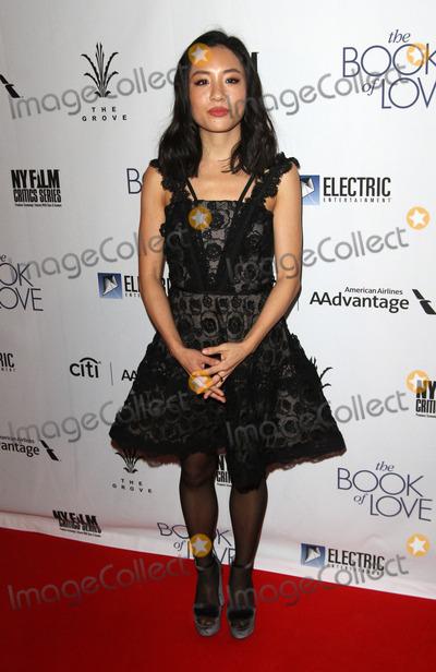 Constance Wu Photo - Book of Love Premiere
