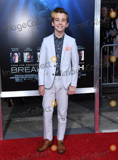 Photos From 'Breakthrough' Los Angeles Premiere