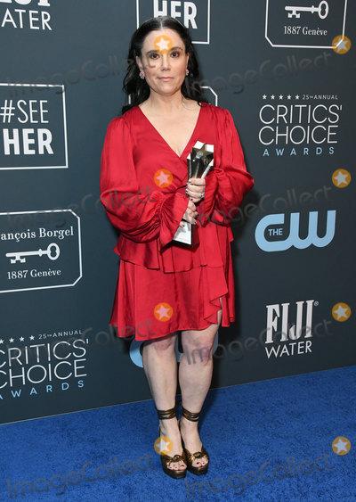Photo - 25th Annual Criticis Choice Awards - Press Room