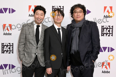 Photo - 17 January 2020 - Beverly Hills California - Jinmo Yang Kang-ho Song Bong Joon Ho 2020 ACE Eddie Awards held at Beverly Hilton Hotel Photo Credit Birdie ThompsonAdMedia