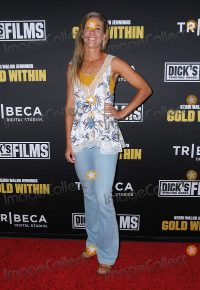 April Ross Photo - 28 July 2016 - Beverly Hills California April Ross The world film premiere of Kerri Walsh Jennings Gold Within  held at the Paley Center for Media Photo Credit Birdie ThompsonAdMedia