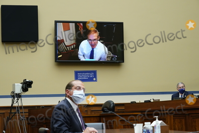 Photo - United States House Subcommittee on the Coronavirus Crisis Hybrid Hearing with US Secretary of Health and Human Services (HHS) Alex Azar