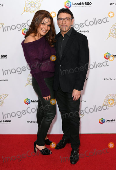 Anthony Russo Photo - 07 February 2020 - Beverly Hills - Ann Russo Anthony Russo 57th Annual ICG Publicists Awards Luncheon  held at Beverly Hilton Hotel Photo Credit Birdie ThompsonAdMedia