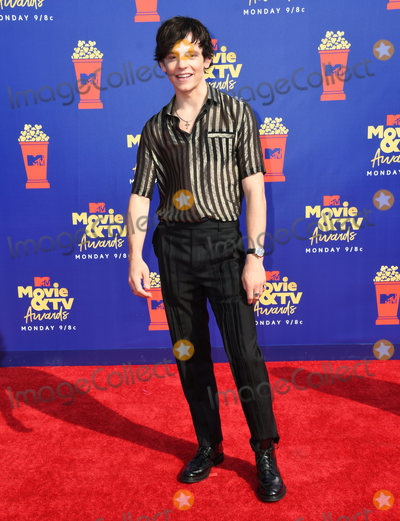 Photo - 15 June 2019 - Santa Monica California - Ross Lynch 2019 MTC Movie and TV Awards held at Barker Hangar Photo Credit Birdie ThompsonAdMedia