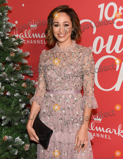 Photos and Pictures - 20 November 2019 - Hollywood, California - Autumn Reeser, Jesse Metcalf ...