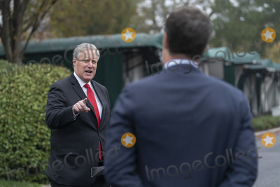 Photo - Chief of Staff Mark Meadows Speaks to the Media