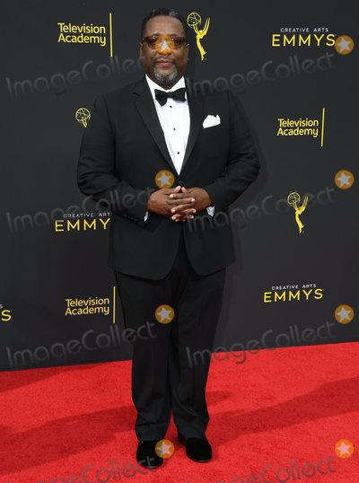 Wendell Pierce Photo - 15 September 2019 - Los Angeles California - Wendell Pierce 2019 Creative Arts Emmys Awards - Arrivals held at Microsoft Theater LA Live Photo Credit Birdie ThompsonAdMedia