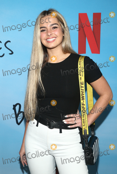 Addison Easterling Photo - 24  February 2020 - Hollywood California - Addison Easterling Special Screening Of Netflixs All The Bright Places The Invisible Man held at The ArcLight Cinemas Photo Credit FSAdMedia