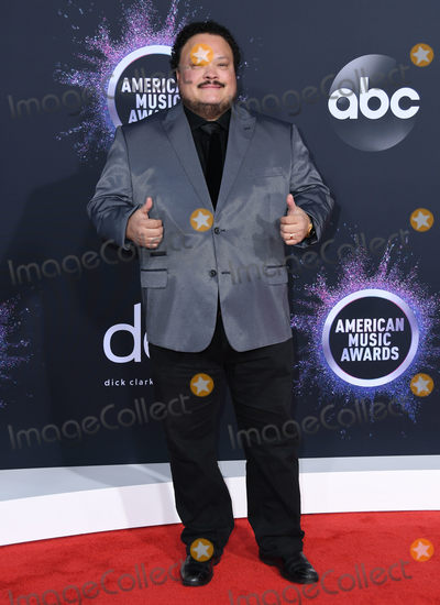 Adrian Martinez Photo - 24 November 2019 - Los Angeles California - Adrian Martinez 2019 American Music Awards - Arrivals held at Microsoft Theater Photo Credit Birdie ThompsonAdMedia