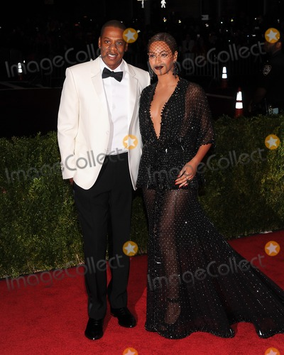 Photo - 05 May 2014 - New York New York- Jay-Z Beyonce Knowles Charles James Beyond Fashion Costume Institute Gala Photo Credit Christopher SmithAdMedia