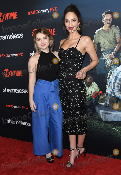 Photo - 24 May 2018 - Hollywood California - Sammi Hanratty Ruby Modine Showtimes Shameless FYC Event held at Lindwood Dunn Theater Photo Credit Birdie ThompsonAdMedia