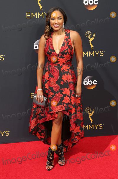 Alicia Quarles Photo - 18 September 2016 - Los Angeles California - Alicia Quarles 68th Annual Primetime Emmy Awards held at Microsoft Theater Photo Credit AdMedia