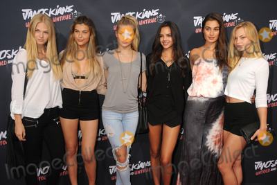 Ashley Graves Photo - 25 August 2015 - Westwood California - KJ Skorge Charlotte D Alessio Josie Canseco Christine Burke Milena Gorum Ashley Graves Janoskians Untold and Untrue Los Angeles Premiere held at the Regency Bruin Theatre Photo Credit Byron PurvisAdMedia