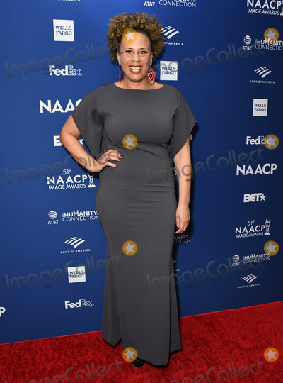Anya Adams Photo - 21 February 2020 - Hollywood California - Anya Adams 51st NAACP Image Awards - Non-Televised Awards Dinner  held at the Ray Dolby Ballroom Photo Credit Birdie ThompsonAdMedia