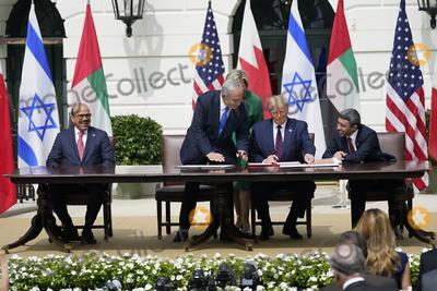 Photo - President Trump Welcomes Prime Minister Benjamin Netanyahu of Israel