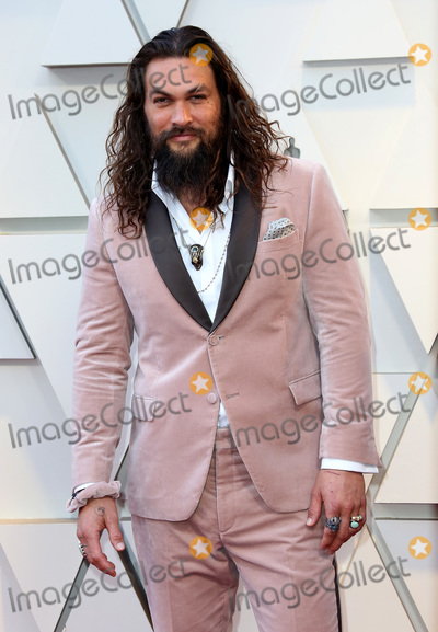 Photo - 24 February 2019 - Hollywood California - Jason Momoa 91st Annual Academy Awards presented by the Academy of Motion Picture Arts and Sciences held at Hollywood  Highland Center Photo Credit AdMedia
