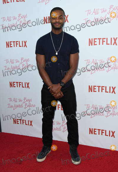 Andrew Bachelor Photo - 16 August 2018 - Culver City California - Andrew Bachelor Netflixs to All the Boys Ive Loved Before Los Angeles Screening held at Arclight Culver City Photo Credit Birdie ThompsonAdMedia