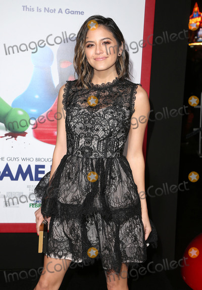Photo - 21 February 2018 - Hollywood California - Erin Lim Game Night Los Angeles Premiere held at TCL Chinese Theatre Photo Credit F SadouAdMedia