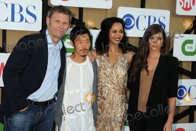 Aaron Yoo Photo - 29 July 2013 - Beverly Hills California - Mark Pellegrino Aaron Yoo Madeleine Mantock Peyton List CBS Showtime CW 2013 Summer Stars Party held at 9900 Wilshire Blvd Photo Credit Byron PurvisAdMedia
