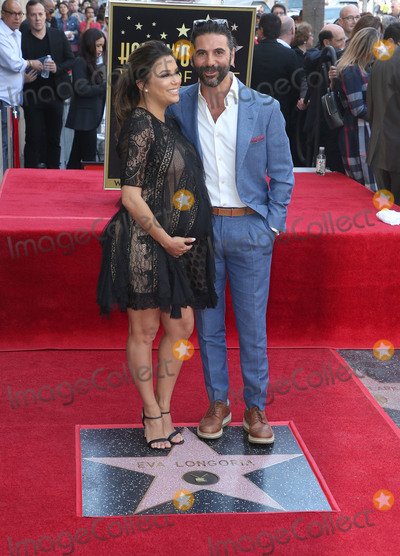 Photos From Eva Longoria Honored With Star on The Hollywood Walk Of Fame