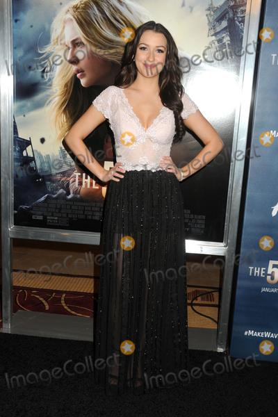 Photo - The 5th Wave Los Angeles Premiere