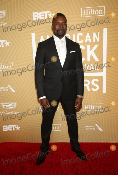 Amine Photo - 23 February 2020 - Beverly Hills California - Amin Joseph American Black Film Festival Honors Awards Ceremony held at The Beverly Hilton Hotel Photo Credit FSAdMedia