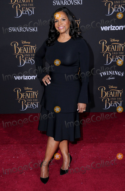 Audra Mcdonald Photo - 02 March 2017 - Hollywood California - Audra McDonald Los Angeles premiere of Disneys Beauty and the Beast held at El Capitan Theatre Photo Credit Birdie ThompsonAdMedia