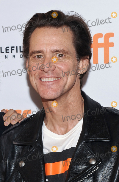 Photo - 11 September 2017 - Toronto Ontario Canada - Jim Carrey 2017 Toronto International Film Festival - Jim  Andy The Great Beyond Premiere held at Princess of Wales Theatre Photo Credit Brent PerniacAdMedia