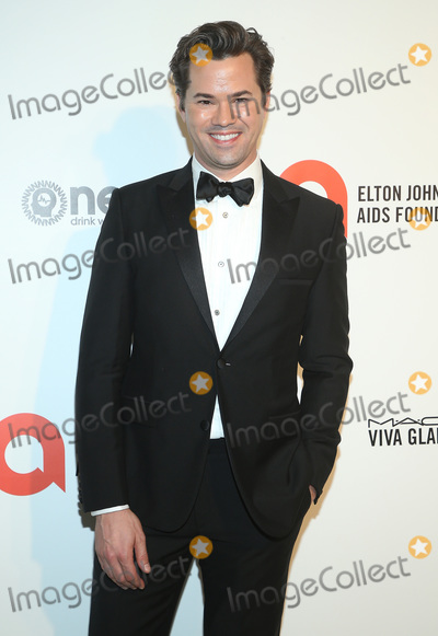 Andrew Rannells Photo - 09 February 2020 - West Hollywood California - Andrew Rannells 28th Annual Elton John Academy Awards Viewing Party held at West Hollywood Park Photo Credit FSAdMedia