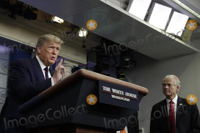 Photos From President Trump speaks on the Coronavirus