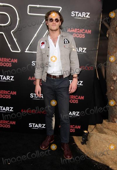 Jacob Collins-Levy Photo - American Gods Premiere