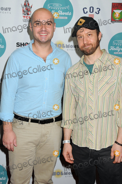 Noah Martin Photo - 14 August 2014 - Hollywood California - Matthew Irving Epstein Noah Martin 10th Annual HollyShorts Film Festival Opening Night Celebration held at the TCL Chinese Theater Photo Credit Byron PurvisAdMedia