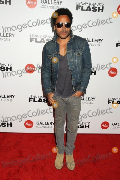 Photo - Flash by Lenny Kravitz Photo Exhibition