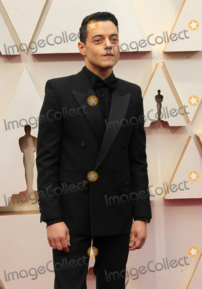 Rami Malek Photo - 09 February 2020 - Hollywood California - Rami Malek 92nd Annual Academy Awards presented by the Academy of Motion Picture Arts and Sciences held at Hollywood  Highland Center Photo Credit AdMedia