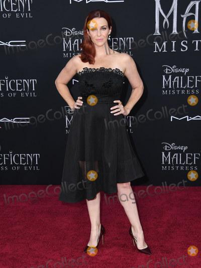 Annie Wersching Photo - 30 September 2019 - Hollywood California - Annie Wersching Disneys Maleficent Mistress of Evil Los Angeles Premiere held at The El Capitan Theatre Photo Credit Birdie ThompsonAdMedia