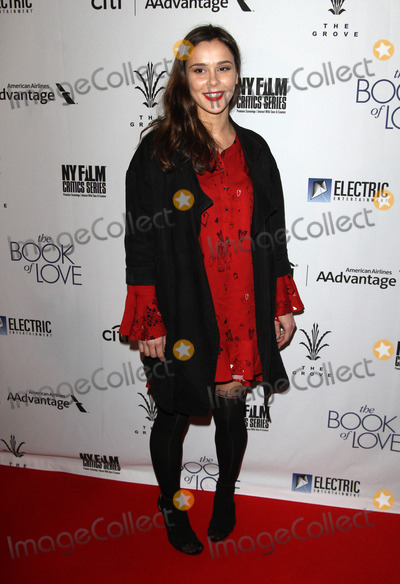 Bella Dayne Photo - Book of Love Premiere