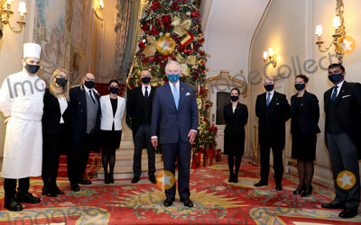 Photo - Prince Charles Visits The Ritz London in Support of the Hospitality Sector