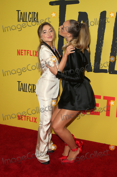 Photos From Premiere Of Netflix's 'Tall Girl'