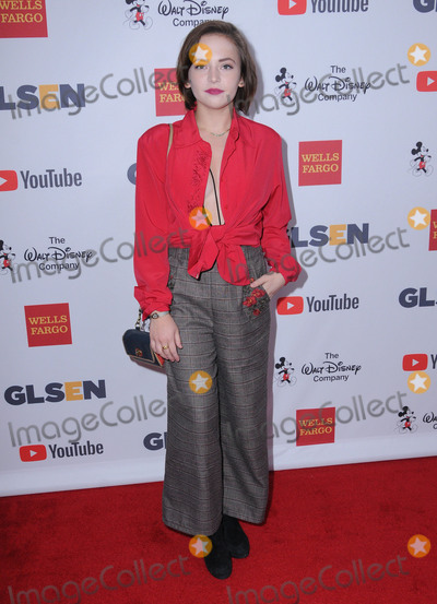Alexis Zall Photo - 20 October  2017 - Beverly Hills California - Alexis Zall 2017 GLSEN Awards held at Beverly Wilshire Hotel in Beverly Hills Photo Credit Birdie ThompsonAdMedia