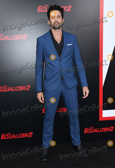 Adam Karst Photo - 17 July 2018 - Hollywood  California - Adam Karst The Equalizer 2 Los Angeles Premiere held at the TCL Chinese Theatre Photo Credit Birdie ThompsonAdMedia