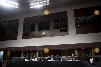 Photos From Senate Committee on Armed Services hearing to examine Department of Defense support to the COVID-19 response