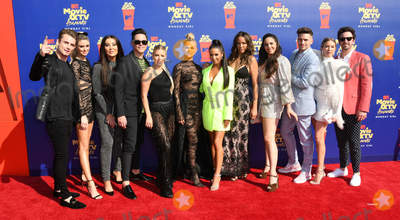 Photo - 15 June 2019 - Santa Monica California - Cast of Vanerpump Rules 2019 MTV Movie and TV Awards held at Barker Hangar Photo Credit Birdie ThompsonAdMedia