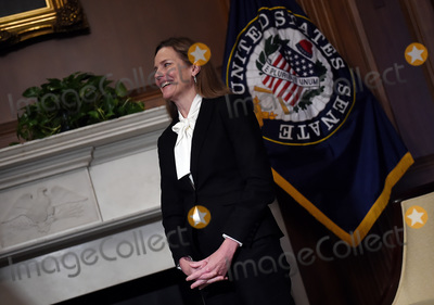 Photos From Amy Coney Barrett Capitol Hill Courtesy Call Deb Fischer