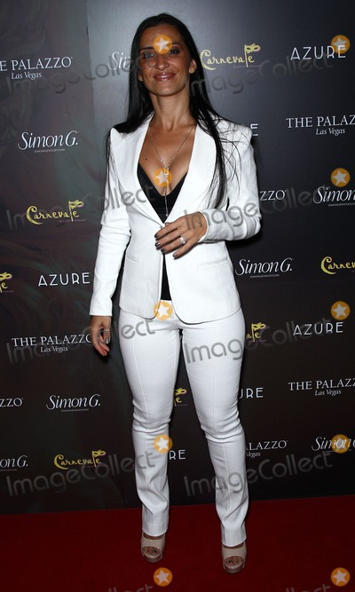 Carole Marini,Simon G Photo - Simon G Jewelrys Summer Soiree at Palazzo Las Vegas