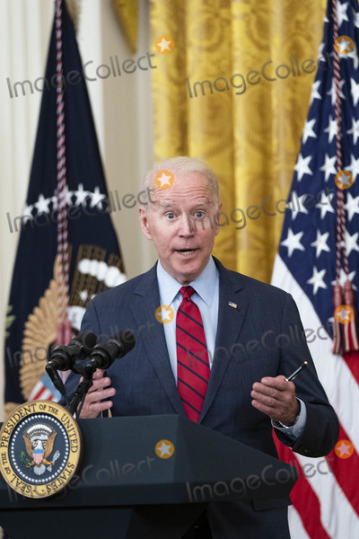 Photos From President Biden Delivers Remarks on Infrustructure Deal