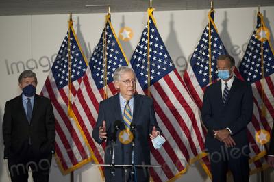 Photo - Senate GOP Leadership Q  A