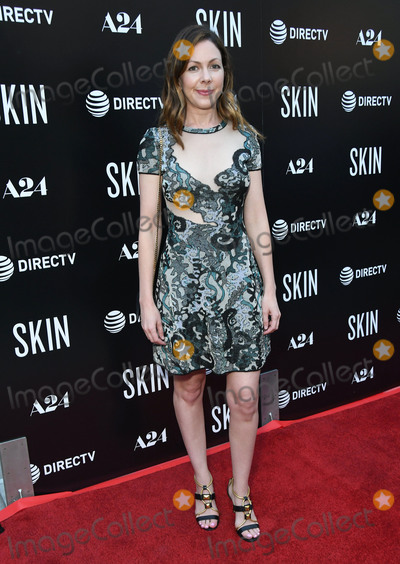 Tomme May Photo - 11 July 2019 - Hollywood California - Tomme May  Skin Los Angeles Special Screening held at Arclight Hollywood Photo Credit Birdie ThompsonAdMedia