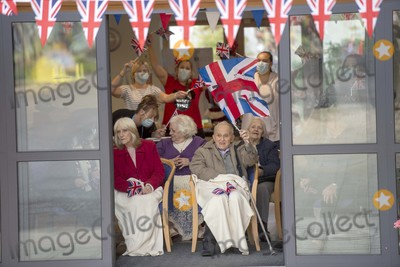 Photos From Royals Visit Cleeve Court Residential Care in Bath