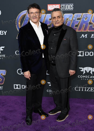Anthony Russo Photo - 22 April 2019 - Los Angeles California - Anthony Russo Peyton Reed Joe Russo Marvel Studios Avengers Endgame Los Angeles Premiere held at Los Angeles Convention Center Photo Credit Birdie ThompsonAdMedia